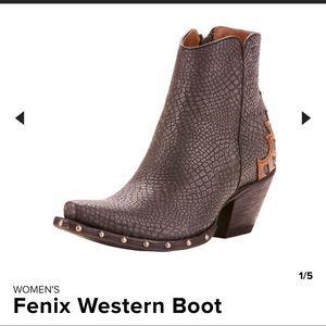 Ariat Fenix Western Boots